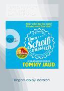 Cover-Bild zu Jaud, Tommy: Sean Brummel: Einen Scheiß muss ich (DAISY Edition)