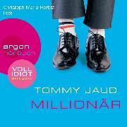 Cover-Bild zu Jaud, Tommy: Millionär (Audio Download)