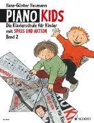 Cover-Bild zu Heumann, Hans-Günter: Piano Kids