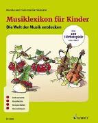 Cover-Bild zu Heumann, Monika: Musiklexikon für Kinder