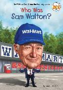 Cover-Bild zu Who Was Sam Walton? (eBook)