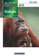 Cover-Bild zu Angermann, Iris: Biologie - Ausgabe Volk und Wissen, Regelschule Thüringen - Neue Ausgabe, 9./10. Schuljahr, Arbeitsheft