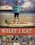 Cover-Bild zu Menzel, Peter: What I Eat