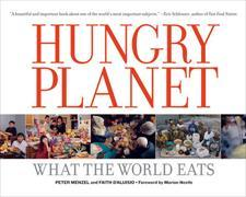 Cover-Bild zu Menzel, Peter: Hungry Planet