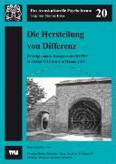 Cover-Bild zu Heise, Thomas (Hrsg.): Die Herstellung von Differenz