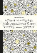 Cover-Bild zu Mein verzauberter Garten - Notizbuch
