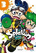 Cover-Bild zu Hinodeya, Sankichi: Splatoon 3