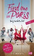 Cover-Bild zu Bosse, Sarah: Find me in Paris - Tanz durch die Zeit (Band 2) (eBook)