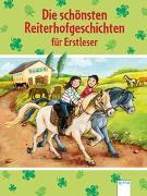 Cover-Bild zu Bosse, Sarah: Die schönsten Reiterhofgeschichten für Erstleser