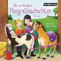 Cover-Bild zu Schröder, Patricia: Die schönsten Pony-Geschichten