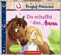 Cover-Bild zu Bosse, Sarah: Du schaffst das, Anna (CD)