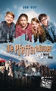 Cover-Bild zu Bosse, Sarah: Die Pfefferkörner und der Fluch des Schwarzen Königs (eBook)