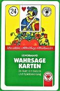 Cover-Bild zu ASS Altenburger Spielkartenfabrik (Hrsg.): Lenormand Wahrsagekarten