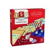 Cover-Bild zu ASS Altenburger Spielkartenfabrik (Hrsg.): ASS-Spielesammlung 150