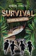 Cover-Bild zu Schlüter, Andreas: Survival - Verloren am Amazonas (eBook)