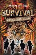 Cover-Bild zu Schlüter, Andreas: Survival - Der Schatten des Jaguars (eBook)