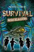 Cover-Bild zu Schlüter, Andreas: Survival - Im Auge des Alligators (eBook)