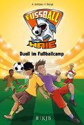 Cover-Bild zu Schlüter, Andreas: Fußball-Haie: Duell im Fußballcamp