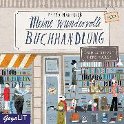 Cover-Bild zu Hartlieb, Petra: Meine wundervolle Buchhandlung (Audio Download)