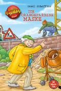 Cover-Bild zu Scheffler, Ursel: Kommissar Kugelblitz - Die orangefarbene Maske