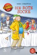 Cover-Bild zu Scheffler, Ursel: Kommissar Kugelblitz - Die rote Socke