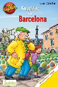 Cover-Bild zu Scheffler, Ursel: Kommissar Kugelblitz - Kugelblitz in Barcelona (eBook)