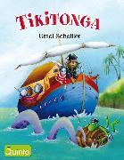 Cover-Bild zu Scheffler, Ursel: Tikitonga (eBook)