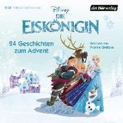 Cover-Bild zu Die Eiskönigin - 24 Geschichten zum Advent