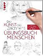 Cover-Bild zu frechverlag: Die Kunst des Zeichnens - Menschen Übungsbuch