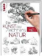 Cover-Bild zu frechverlag: Die Kunst des Zeichnens - Natur