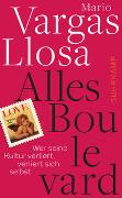 Cover-Bild zu Vargas Llosa, Mario: Alles Boulevard