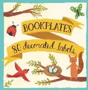 Cover-Bild zu Forest Friends Bookplate Book of Labels
