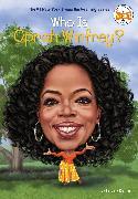Cover-Bild zu Who Is Oprah Winfrey? (eBook)