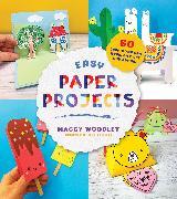 Cover-Bild zu Easy Paper Projects (eBook)