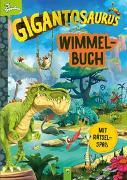 Cover-Bild zu Duddle, Jonny (Illustr.): Gigantosaurus Wimmelbuch