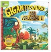 Cover-Bild zu Duddle, Jonny (Illustr.): Gigantosaurus - Das verlorene Ei