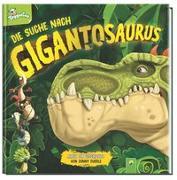 Cover-Bild zu Duddle, Jonny (Illustr.): Die Suche nach Gigantosaurus