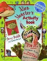 Cover-Bild zu Hamilton, Libby: Alien Monster's Slimy Activity Book