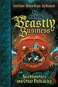 Cover-Bild zu Sinden, David: Sea Monsters and Other Delicacies (eBook)