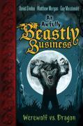 Cover-Bild zu Sinden, David: Werewolf versus Dragon (eBook)