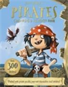 Cover-Bild zu Duddle, Jonny: Jonny Duddle's Pirates Colouring & Activity Book