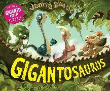 Cover-Bild zu Duddle, Jonny: Gigantosaurus