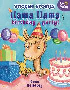 Cover-Bild zu Dewdney, Anna: Llama Llama Birthday Party!