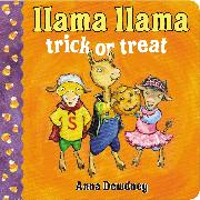 Cover-Bild zu Dewdney, Anna: Llama Llama Trick or Treat