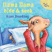 Cover-Bild zu Dewdney, Anna: Llama Llama Hide & Seek