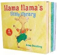 Cover-Bild zu Dewdney, Anna: Llama Llama's Little Library