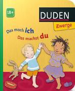 Cover-Bild zu Bußhoff, Katharina (Illustr.): Das mach ich - das machst du
