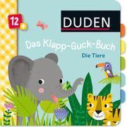 Cover-Bild zu Weber, Susanne: Duden 12+: Das Klapp-Guck-Buch: Die Tiere