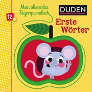 Cover-Bild zu Häfner, Carla: Duden 12+: Mein allererstes Fingerspurenbuch Erste Wörter
