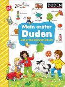 Cover-Bild zu Schmiedeskamp, Katja (Illustr.): Duden 24+: Mein erster Duden. Das große Bildwörterbuch